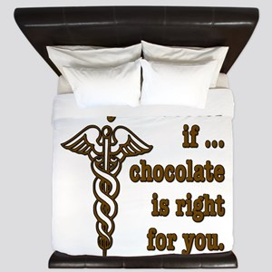 Ask Your Doctor If Chocolate Is Right For You King