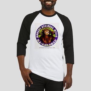 Monkey Business Music Logo url Baseball Jersey