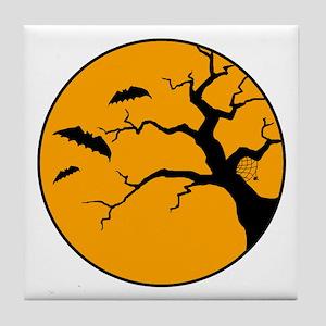 Halloween 2 Tile Coaster