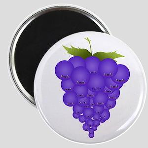 Buncha Grapes Magnet