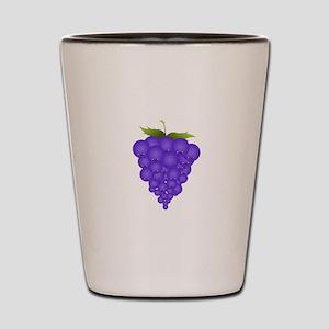 Buncha Grapes Shot Glass