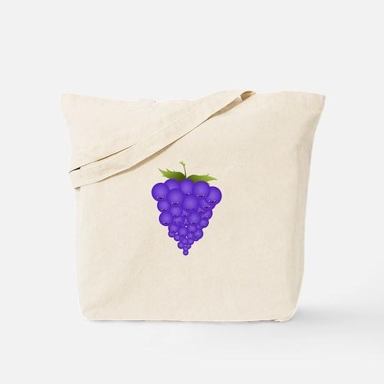 Buncha Grapes Tote Bag