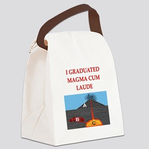 GEOLOGY23 Canvas Lunch Bag