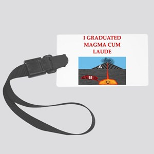 GEOLOGY23 Large Luggage Tag
