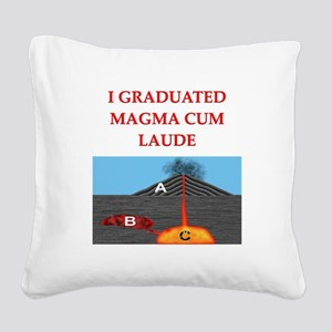 GEOLOGY23 Square Canvas Pillow