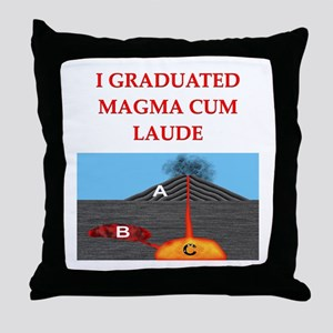 GEOLOGY23 Throw Pillow