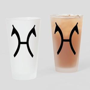 Hanoverian Verband Drinking Glass