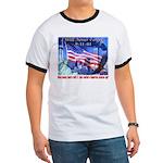 9-11 Tribute & Warning Ringer T