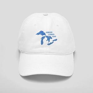 GREAT LAKES USA Cap
