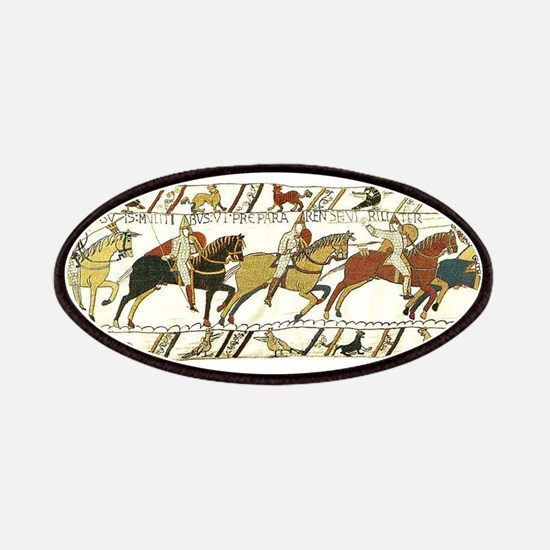 Bayeux Tapestry Patches
