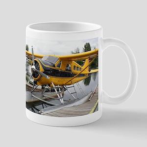 Beaver float plane Mug