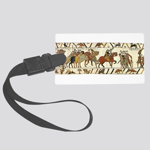 Bayeux Tapestry Large Luggage Tag