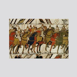 Bayeux Tapestry Rectangle Magnet
