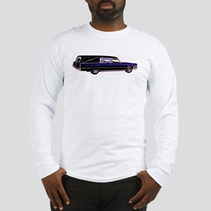 The Hearse  Long Sleeve T-Shirt