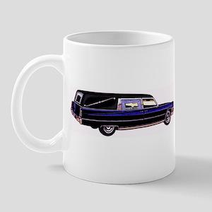 The Hearse  Mug