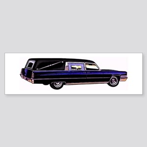 The Hearse Bumper Sticker