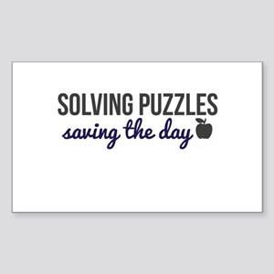 Solving Puzzles, Saving the Day Bering & Wells Sti