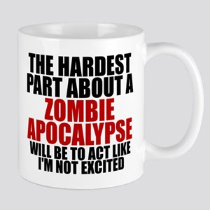 Exciting zombie apocalypse Mug