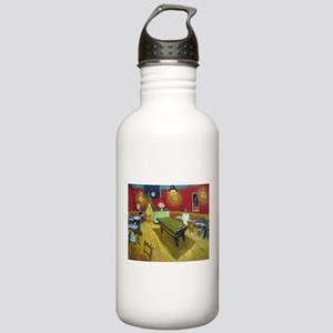 Van Gogh Night Cafe Stainless Water Bottle 1.0L