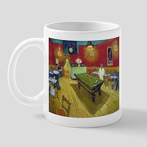 Van Gogh Night Cafe Mug