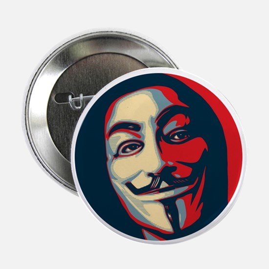 """Vendetta 2.25"""" Button"""