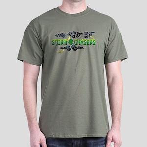 Stormchasers white Dark T-Shirt