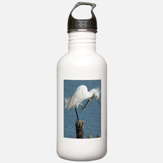 Itchy Egret Water Bottle