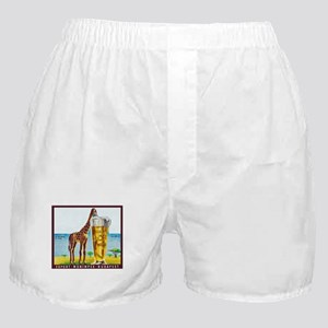 Hungary Beer Label 11 Boxer Shorts