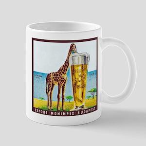 Hungary Beer Label 11 Mug