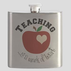 teacherheart Flask