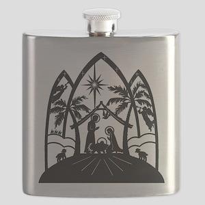 nativitycene Flask