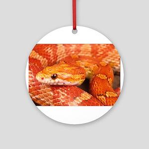 Corn Snake Ornament (Round)