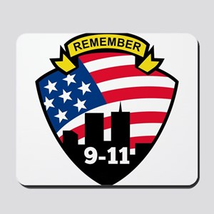 9-11Icon Mousepad