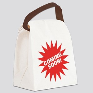 comingsoon Canvas Lunch Bag