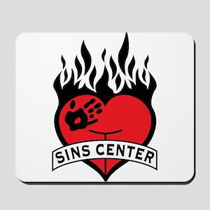 SinsCenter Mousepad