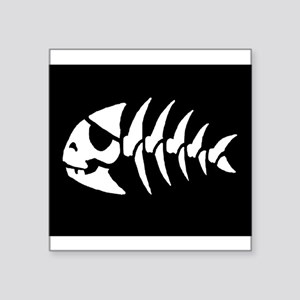 "jollyfish Square Sticker 3"" x 3"""