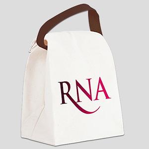 rna Canvas Lunch Bag