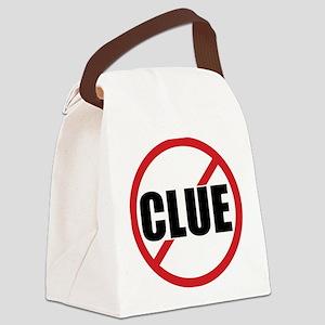 NoClue Canvas Lunch Bag
