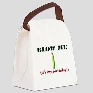 blowme Canvas Lunch Bag