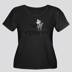 coilynosprings Plus Size T-Shirt