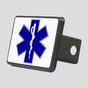 star-of-life Rectangular Hitch Cover