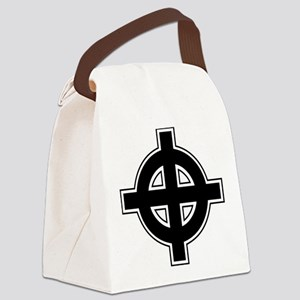 celtic-cross Canvas Lunch Bag