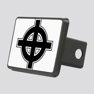 celtic-cross Rectangular Hitch Cover