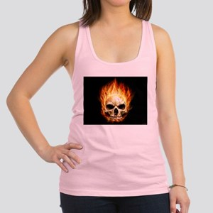 Scorching_Headache_by_waste84 Racerback Tank T