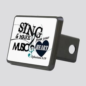 Sing4Christ Rectangular Hitch Cover