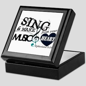 Sing4Christ Keepsake Box