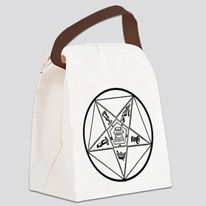 OES-BW Canvas Lunch Bag