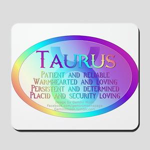 taurusWM Mousepad