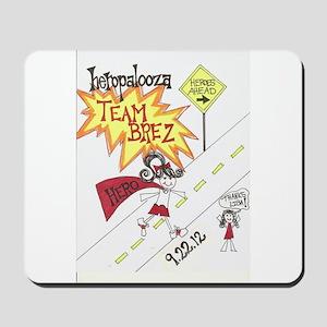 Team Brez Mousepad