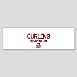 Curling Sticker (Bumper)